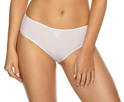 VIANIA! Bikinislip 211200 Betty niedrig Farbe Weiß, Größe:38