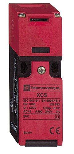 Telemecanique XCSPA791 Safety Limit Switch, 2 NC, PG 11 Cable Gland, Plastic Enclosure
