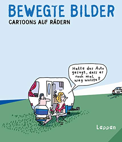 Bewegte Bilder: Cartoons auf Rädern (Cartoon-Sampler)