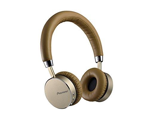 Pioneer SE-MJ561BT-T - Auriculares supraurales Bluetooth, marrón