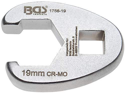 BGS 1756-19 | Clé col de cygne | 10 mm (3/8) | 19 mm