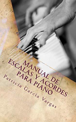 Manual de escalas y acordes para piano
