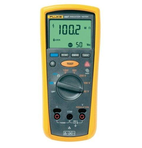 Fluke 1507 Digital Megohmmeter Insulation Resistance Tester