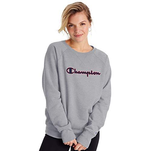 Champion Women's She Just Shines Underwire Bandeau Bikini Top, Oxford Gray-Y08105, X Small