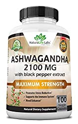 NaturaLife Lab Ashwagandha