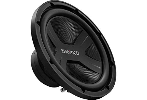 Kenwood Car Audio KFC-PS3017W PS-Series 30cm 12  2000w Single VC 4Ohm Subwoofer