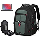 Laptop Backpack 17 Inch Waterproof Extra Large TSA Travel Backpack Anti Theft College School...