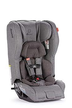 Diono Rainier 2AXT Latch All-in-One Convertible Car Seat Vogue Gray Dark  50216