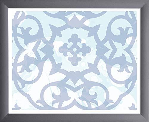 Home Decoration Colonia hoogwaardige fotolijst hout materiaal profiel Premium Foil ommanteld - grote kleurkeuze 49 x 156 cm of 156 x 49 cm
