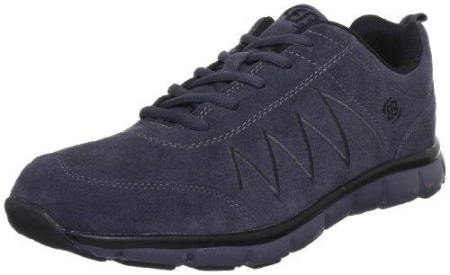 Bruetting Herren Glendale Sneakers,Grau (Grau/Schwarz), 43 EU
