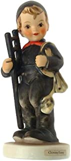 Hummel c1957 Vintage Chimney Sweep Figurine HUM12 - NEGR245