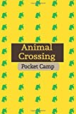 Animal Crossing: pocket camp : journal | notebook  Dotted Grid 6x9 120 Pages .