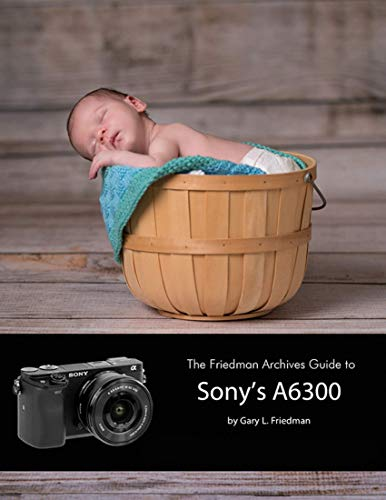 The Friedman Archives Guide to Sony's A6300 (English Edition)