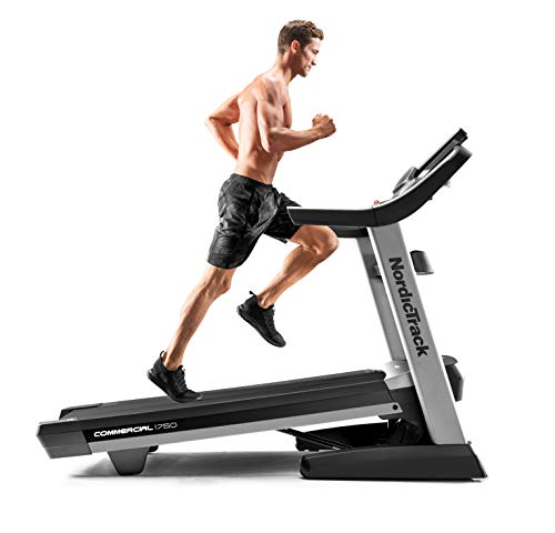 "NordicTrack Commercial Series 14"" HD Touchscreen Display Treadmill  1750 model + 1 year iFit membership"