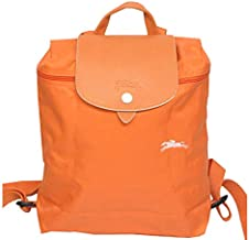 LongChamp Women's Le Pliage Club Backpack Orange