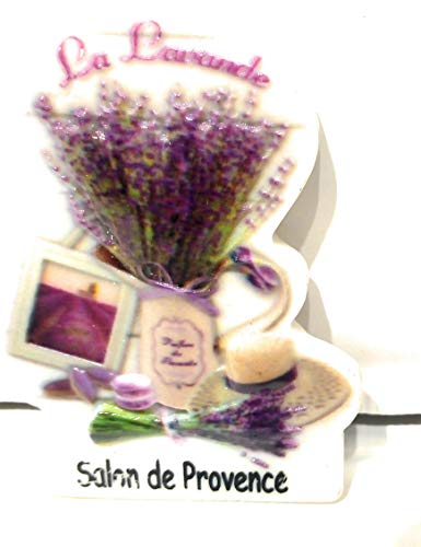 NEMERY, Magnet de Recuerdo–Salon de Provence–la Lavanda