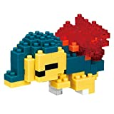 nanoblock Pokemon Cyndaquil Building Kit