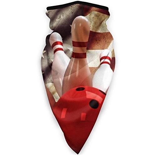 Lawenp Polaina multifunción para el cuello, cuello facial, pasamontañas con bandana deportiva a prueba de viento, unisex, cuello deportivo a prueba de viento, bufanda al aire libre, calentador de cu