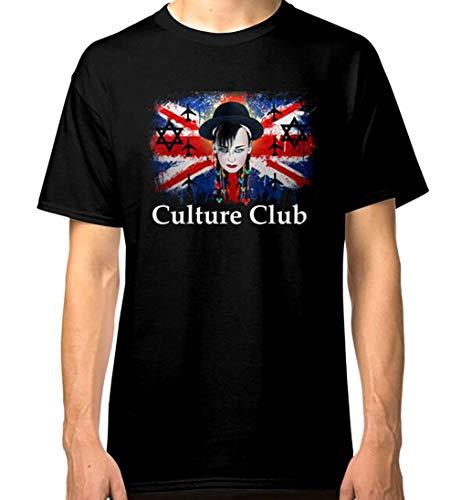 boy George 80s Culture Club Classic Tshirt