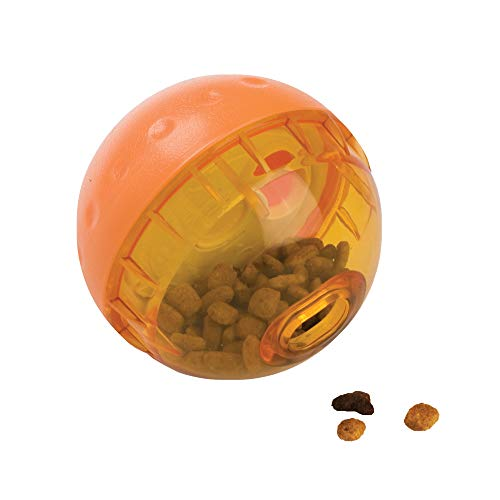 Our Pets IQ Treat Ball Interactive Food Dispensing...
