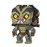 Funko Pop 8-bit : The Predator (Exclusive) 3.75inch Vinyl Gift for Movies Fans(Without Box) SuperCollection