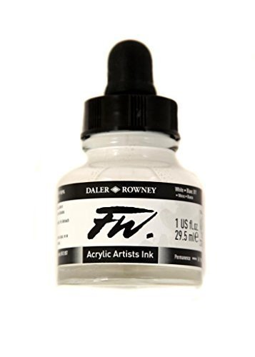 Daler Rowney FW Artists Acrylic Ink 29.5 ML Pot -...