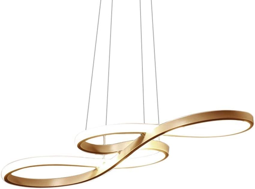 Chandelier Fixture Gold Pendant SALENEW very popular! Lamp M LED Indianapolis Mall Ceiling Light