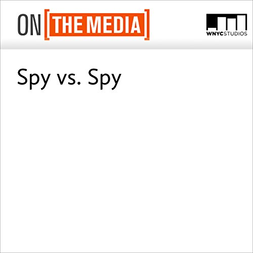Spy vs. Spy audiobook cover art