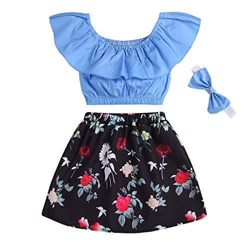 Most Popular Girls Skirt Sets