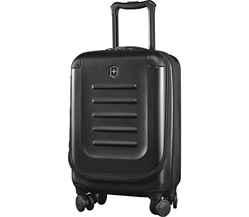 Victorinox Spectra 2.0, Expandable Compact, Global, Carry-On, 4 Wheeled Trolley Case, In Black {29-33 Litres}