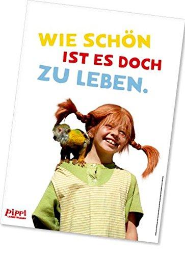 Pippi (Film) Poster Affe: Pippi Live Action