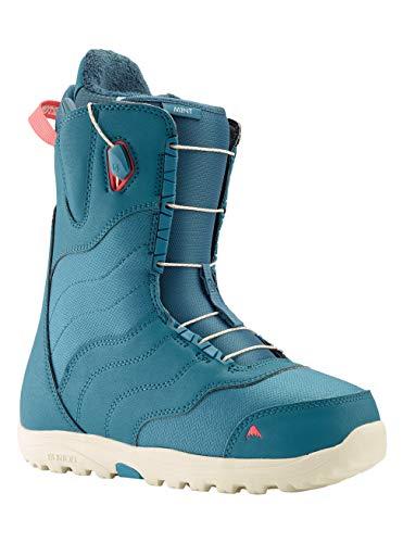 Burton Mint Botas de Snowboard para Mujer, Azul tormenta, 7.0