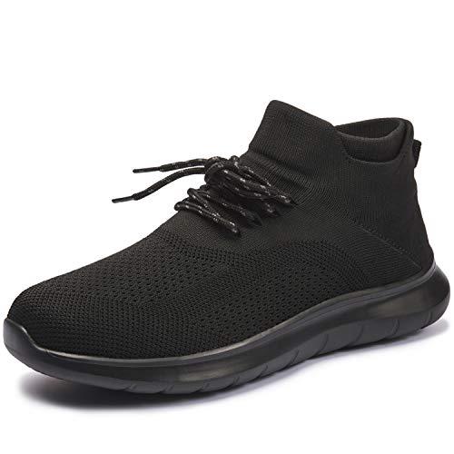 Zapatos Deportivos Zapatillas Running Hombre Calzado Deportivo Transpirable de Moda para Casual...
