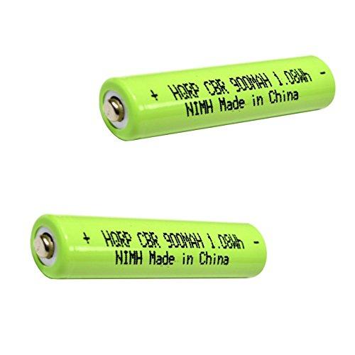 HQRP Dos Baterías recargables para Gigaset A415-A415A-AS405-AS405 / E310/E310A / S810/S810A / A400 Duo / Gigaset A400 Trio Teléfono inalámbrico + HQRP Posavasos