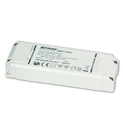 ANWAY LED Treiber AW01-0021 20W/1.81A/3-11V