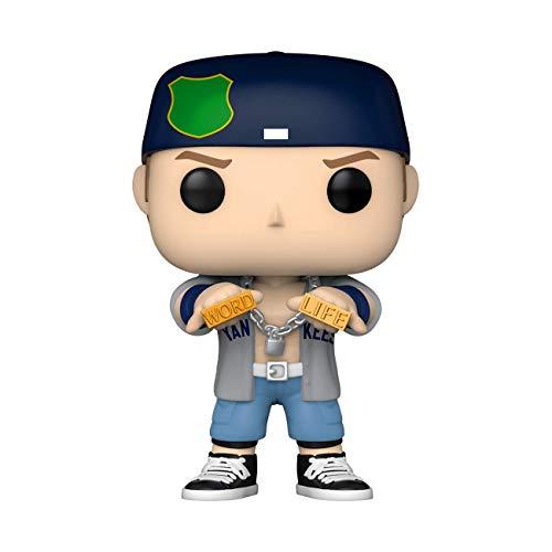 Funko- Pop WWE: John Cena-Dr. of Thuganomics Figura da Collezione, Multicolore, 46848