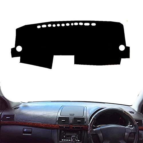 sieiGIE Cubierta para salpicadero de Coche, Alfombrilla para salpicadero, Parabrisas RHD, Parasol, Estilo de Coche, para Toyota Avensis 2005 2006