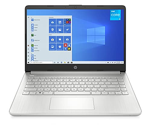 HP 15s-fq2000sf PC Portable 15.6' FHD Argent (Intel Core i3, RAM 8 Go, SSD 512 Go, AZERTY, Windows 10)