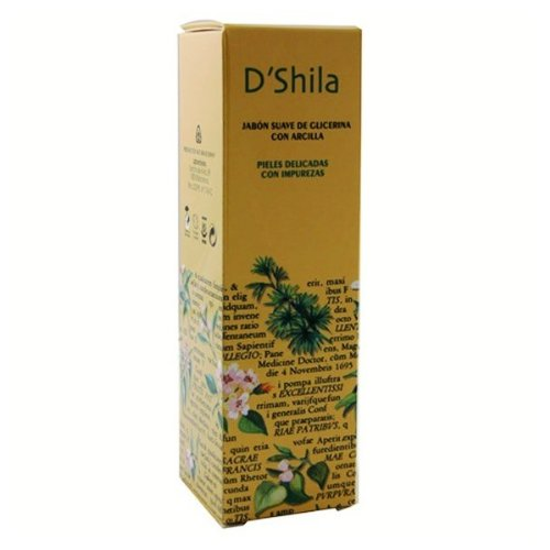 D´Shila, Gel y jabón - 250 ml.