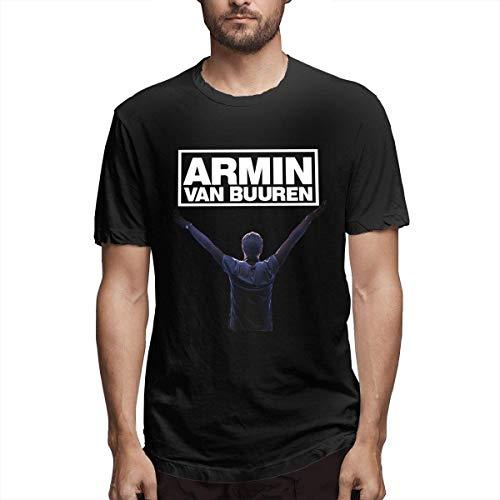 Armin Van Buuren - Camiseta de manga corta para hombre