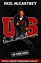 Paul McCartney US Tour 2005 Official Concert Merchandise Catalog