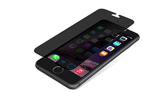 ZAGG InvisibleShield Case Friendly Privacy Glass and Screen Protector for iPhone 6   iPhone 6S