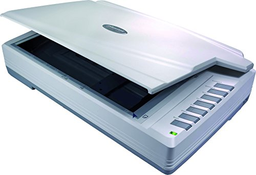 Plustek OpticPro A320L Flachbettscanner (1600dpi, LED, A3, CCD) inkl. DocAction Software