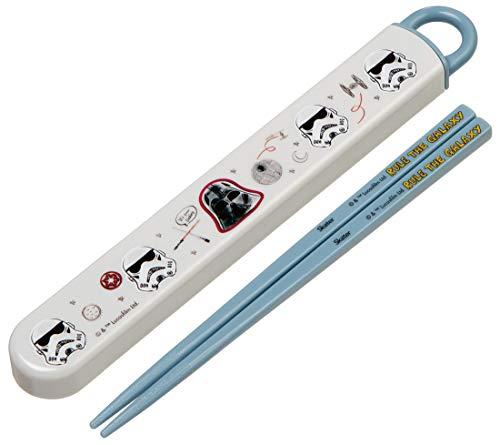 スケーター 子供用 箸 箸箱セット スター・ウォーズ ディズニー 日本製 16.5cm ABS2AM