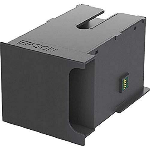 Epson C13T671000 T6710 Contenitore Cartucce Usate, 50.000 Pagine, per Epson Workforce Pro 4015, 4025 E 4095, con Amazon Dash Replenishment Ready