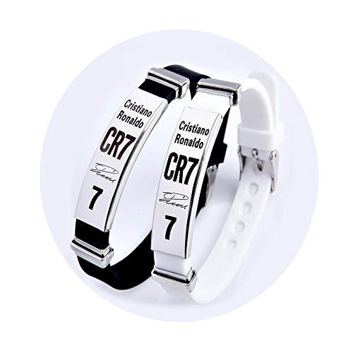 Football Cristiano Ronaldo Inspirational Signature Bracelets