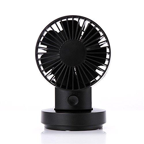 ZIJIFAN Ventola Mini Desktop di Office Student agitare più Grande Mute del Vento Ventilatore Ventola USB