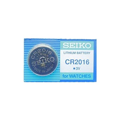 Seiko CR2016 - Batterie per orologio