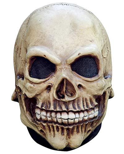 Horror-Shop Masque Crâne Faucheuse Enfant Masque Enfant
