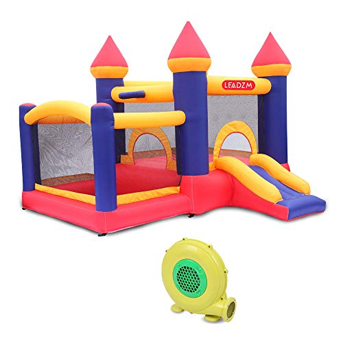 Read About Inflatable Castle 420D Oxford Cloth Scraper Surface